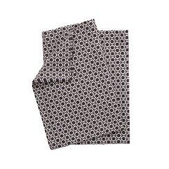 Blockprint Floral Napkin (Set of 4)
