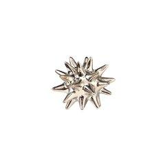 Urchin Shiny Silver Objet
