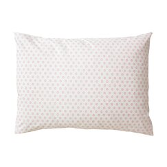 <strong>DwellStudio</strong> Floral Dot Pale Rose Standard Single Case