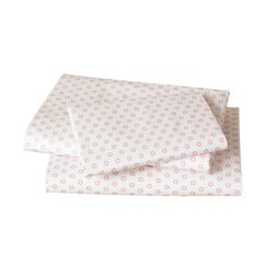 <strong>Floral Dot Pale Rose Sheet Set</strong>