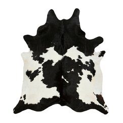 <strong>DwellStudio</strong> Black & White Cowhide