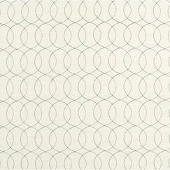 <strong>DwellStudio</strong> Gate Stitch Fabric - Espresso