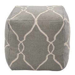 <strong></strong> Marrakech Grey Pouf