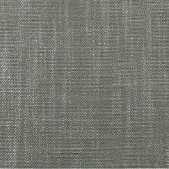 <strong></strong> Glazed Linen Fabric - Steel