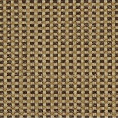 Triple Weave Fabric - Toffee