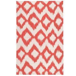 <strong>Diamond Ikat Poppy Rug</strong>
