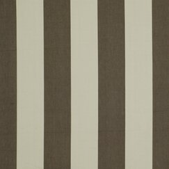 <strong></strong> Oversize Stripe Fabric - Charcoal