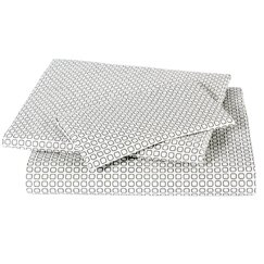<strong>DwellStudio</strong> Squares Sheet Set