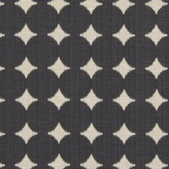 <strong>DwellStudio</strong> Dotscape Fabric - Jet