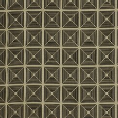 <strong>DwellStudio</strong> Pyramid Fabric - Jet