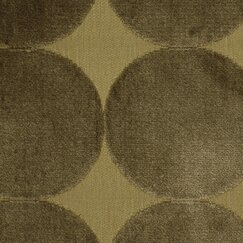 <strong>DwellStudio</strong> Plush Dotscape Fabric - Brindle