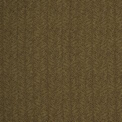 <strong>DwellStudio</strong> Mini Zigzag Fabric - Major Brown