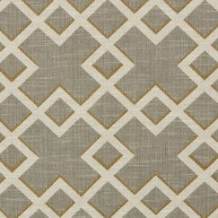 <strong></strong> Shadow Trellis Fabric - Citrine