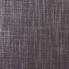 <strong></strong> Glazed Linen Fabric - Amethyst