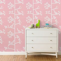 <strong>DwellStudio</strong> Sparrow Wallpaper