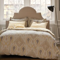 <strong>DwellStudio</strong> Batavia Citrine Duvet Set