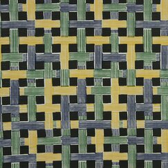 <strong>DwellStudio</strong> Illusion Weave Fabric - Ultramarine