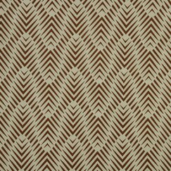 <strong>Zebra Geo Fabric - Copper</strong>