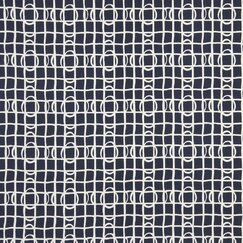 <strong></strong> Lattice Graph Fabric - Ultramarine