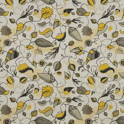 <strong>DwellStudio</strong> Magnus Fabric - Citrine