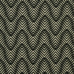 <strong></strong> Zebra Geo Fabric - Ink