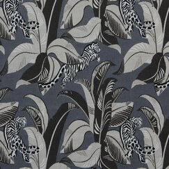 <strong>DwellStudio</strong> Jungalow Fabric - Jet
