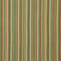 <strong>DwellStudio</strong> Striped Affair Fabric - Tangerine