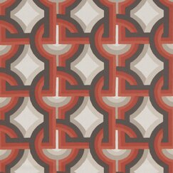 <strong>DwellStudio</strong> Futura Fabric - Persimmon