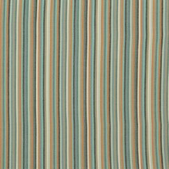 <strong>DwellStudio</strong> Striped Affair Fabric - Turquoise