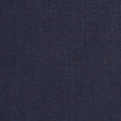 Duotone Linen Fabric - Navy