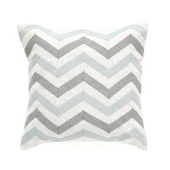 <strong>DwellStudio</strong> Zig Zag Mist Pillow