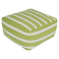 <strong>Stripped Pouf</strong>
