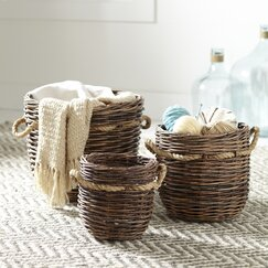 Gathering Basket Set (Set of 3)