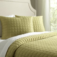 Cary Quilt Set, Fern