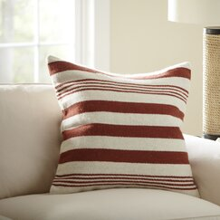 <strong>Birch Lane</strong> Edie Pillow Cover, Red