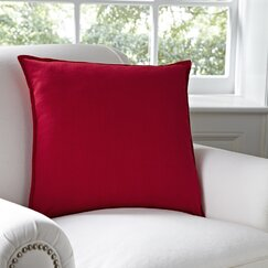 Milly Pillow Cover, Red