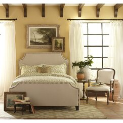<strong>Birch Lane</strong> Parker Nailhead Trim Bed