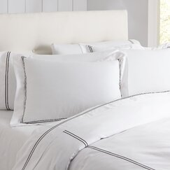 Alexa Duvet, Chocolate & White