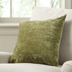 Rochelle Pillow Cover, Lemongrass