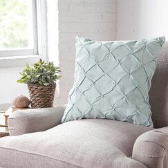 Alda Pillow Cover, Blue