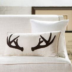 Stag Cotton Pillow