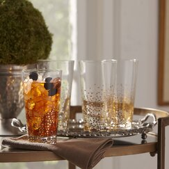 Medina Stemless Highball Glasses (Set of 4)