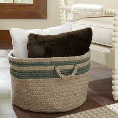 Jansen Storage Basket, Sage