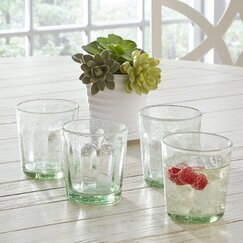 Seeger Old-Fashioned Glasses (Set of 4)