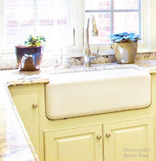 Farmhouse Kitchen: Sinks & More