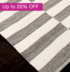 The Right Stripes: Rug Refresh