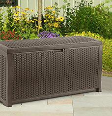 Summer Spruce-Up: Lawn Storage