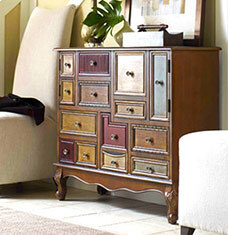 Finishing Touch: Accent Furniture
