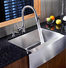 Kitchen Clean-Up: Sinks & More