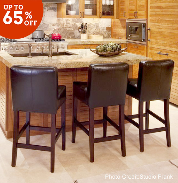 Style Boosters: Barstools